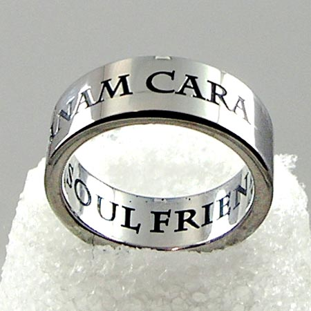 ANAM CARA - SOUL FRIEND RING