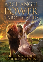 ARCHANGEL POWER TAROT & Guide Book by Radleigh Valentine
