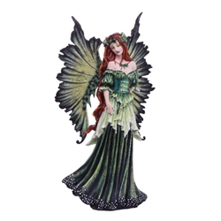 Amy Brown Large Lady of the Forest Fairy Figurine Statue