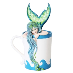 Amy Brown Morning Bliss Mermaid Figurine