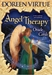 Angel Therapy Oracle Cards& Guide Book by Doreen Virtue - DV-ATO