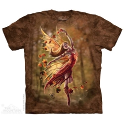 Anne Stokes Autumn Fairy T-Shirt