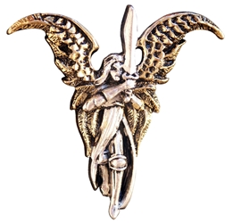 Archangel Michael Pendant for Freedom from the Past