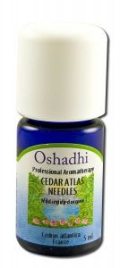 Atlas Cedarwood Essential Oil by Oshadhi Atlas Cedarwood Essential Oil by Oshadhi