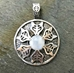 "Avalon Blessings Pendant ""Protect This Woman"" Moonstone Pendant   - AB10"