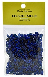 BLUE NILE RESIN INCENSE - 1/2 OZ