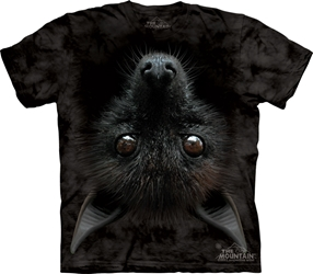 Bat Head T-Shirt 3554