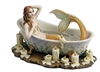 Bathtime Mermaid Statue by Selina Fenech