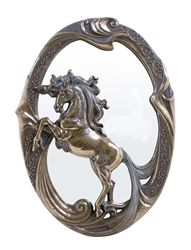 Beautiful Unicorn Mirror
