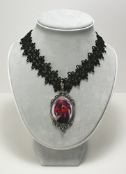 Beautiful Vanities - Follow Me Necklace by  Artist: Amy Brown