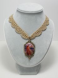 Beautiful Vanities - Innocence Necklace by Nene Thomas