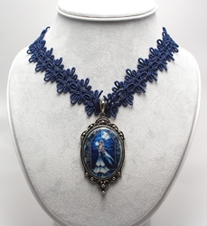 Beautiful Vanities - Nightfall Necklace by Jessica Galbreth