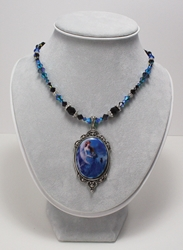 Beautiful Vanities - Wind Moon Necklace by Nene Thomas