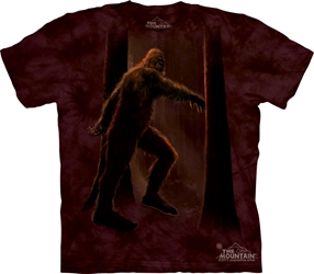 Bigfoot Tee Shirt  Bigfoot Tee Shirt, Big Foot t-shirt