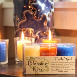 Blessed Herbal Truth Spell Blessing Kit