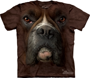 Boxer 3257 Big Face Tee Shirt
