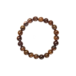 Bronzite 8mm Beaded Crystal Stone Bracelet for Strength and Stability 8mm Wonderful Beaded Crystal Stone Bracelet, 8MM Bracelet , protection bracelet,moonstone bracelet, healing bracelet