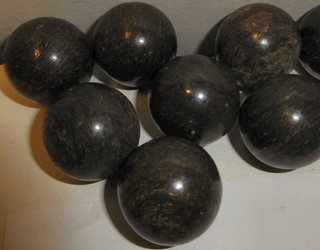 Bronzite, Small Sphere