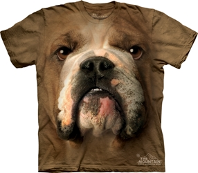 Bulldog Face 3254 T-Shirt