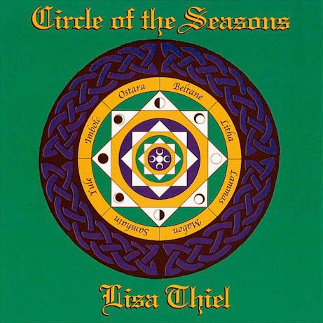 Circle of the Seasons CD by Lisa Thiel