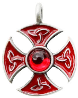 Consecration Cross for Nobility and Higher Purpose Pendant