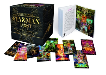 David Bowies Starman Tarot Limited Edition David Bowies Starman Tarot Limited Edition