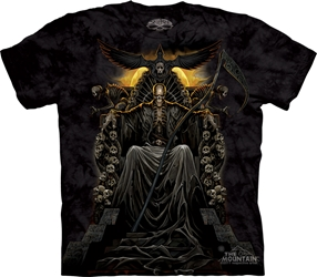 Death Throne 6246 Tee Shirt