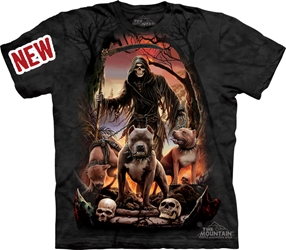 Deaths Pack 6266 Tee Shirt