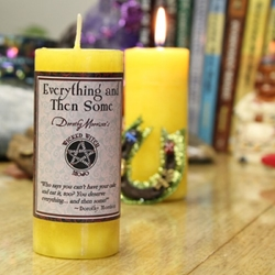 Dorothy Morrison Everything And Then Some Wicked Witch Mojo Candle