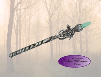 Double Dragon Wand
