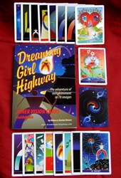 Dreaming Girl Highway Book and Deck Set Dreaming Girl Highway Book and Deck Set