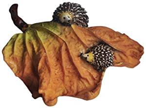 Enchanted Story Fairy Garden Hedgehogs Hide and Seek Outdoor Statue