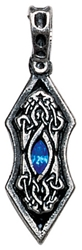 Eye of the Ice Dragon Pendant for Harmony & Stability Eye of the Ice Dragon Pendant for Harmony & Stability