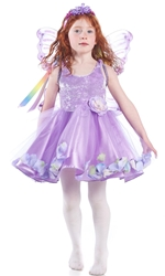 Fairy Flower Princess Tulle Dress