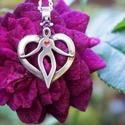 Forever Pendants by Deva Designs  Forever Pendants by Deva Designs, romantic pendants, love pendants, heart pendants, I love you pendants