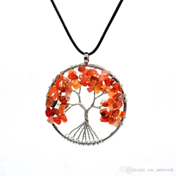 Free with $25 purchase! Carnelian Tree of Life Pendant! Free with $25 purchase! Mermaid Glass Frosted Glass Bead Bracelet