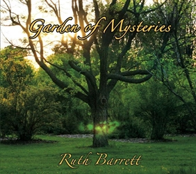 GARDEN OF MYSTERIES CD by Ruth Barrett
