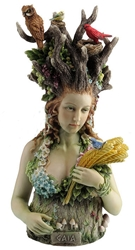 Gaia - Greek Primordial Goddess Of Earth Statue