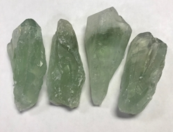 "Hard to find large Prasiolite (green amethyst) 2""-2.5"" Hard to find large Prasiolite (green amethyst) 2""-2.5"""