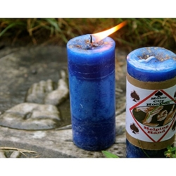 Helping Hand Hoo Doo Candle by Motor City Hoodoo Helping Hand Hoo Doo Candle by Motor City Hoodoo
