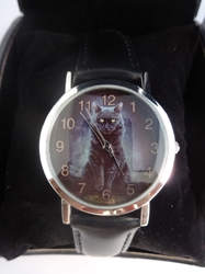 Sale! His Masters Voice Wrist Watch by Lisa Parker