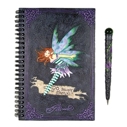 I Do Believe in Fairies Journal by Amy Brown