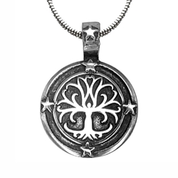 I am Strong Because Pendant I am Strong Because Pendant