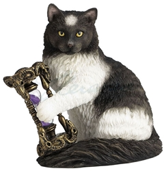 Lisa Parker Magical Cat TIMES (Times) UP Statue