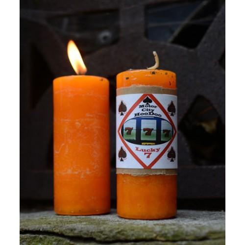 Powerful Motor City HooDoo Candles