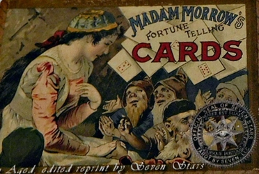 Madam Morrow Lenormand Tarot Deck Self Published by Elaine Wilkinson