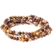 Mookite Wrap Gemstone Bracelets/Necklace/Anklet - SCGMOW