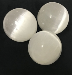 Amazing Selenite Spheres for Cleansing, Purifying and Moon Energy  Amazing Selenite Spheres for Cleansing, Purifying and Moon Energy