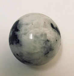 Moonstone Sphere to help ease depression and for protection Moonstone Sphere to help ease depression and for protection
