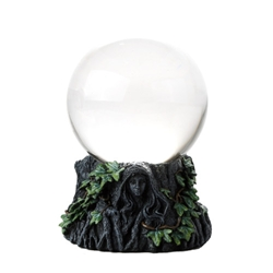 Nemesis Now Mother Maiden Crone Gazing Ball Nemesis Now Mother Maiden Crone Gazing Ball, Triple Goddess Crystal Ball